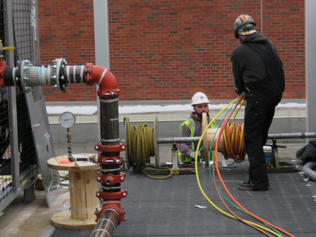 Union Electricians