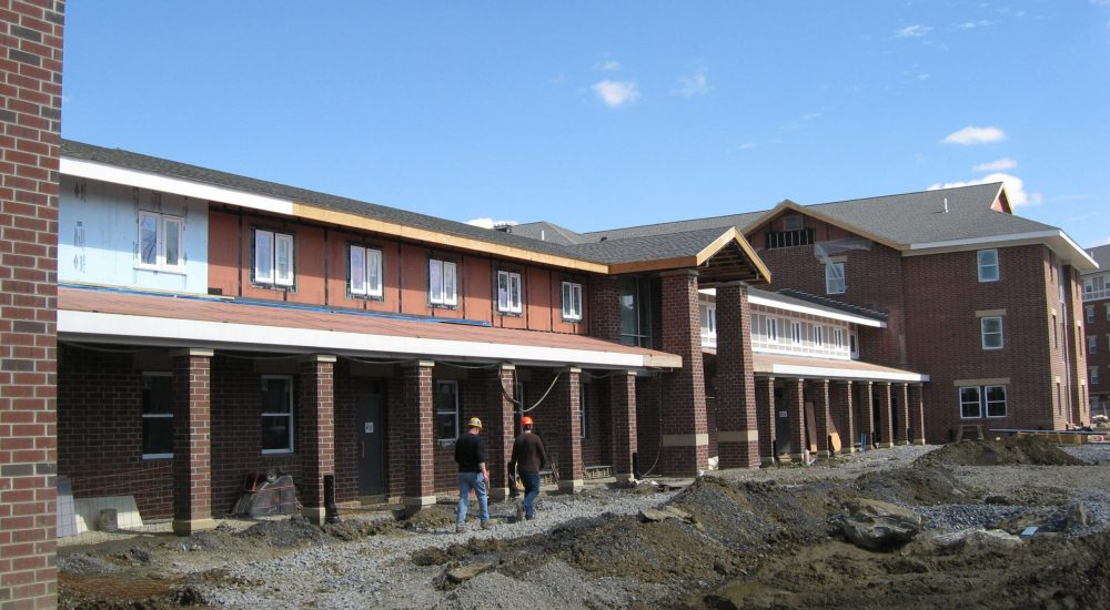 IBEW Local 743 Project Completion: Dormitory At Millersville University