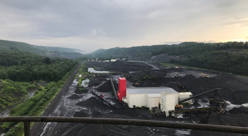 IBEW Local 743 Provides Electrical Maintenance To Coal Mining Companies